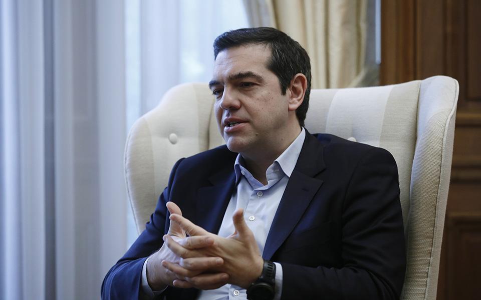 Τσίπρας στο TASS: Η Ελλάδα βρίσκεται σε διάλογο με την ΕΕ για την επέκταση του Turkish Stream