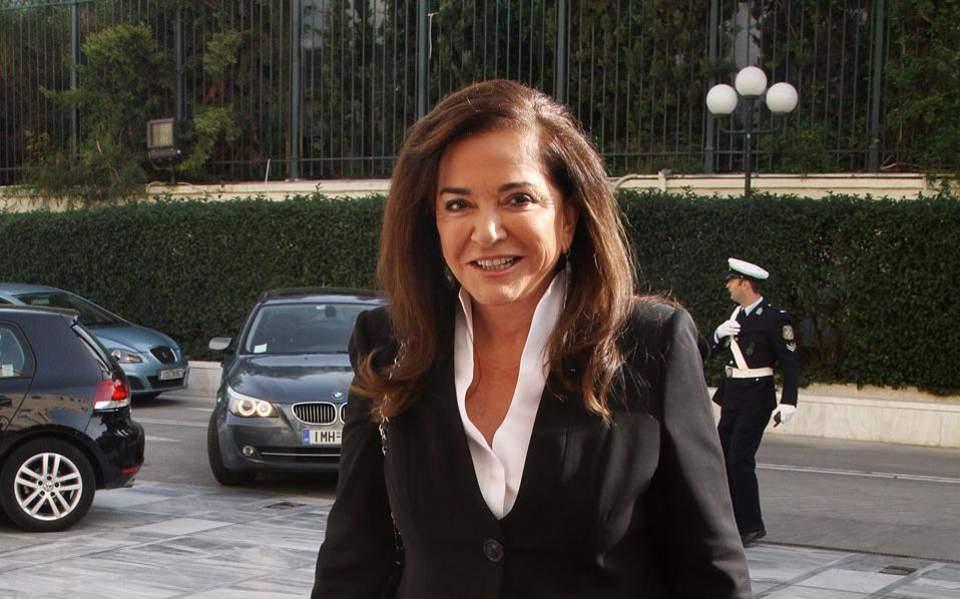 Η Μπακογιάννη, υποψήφια γ.γ. Συμβουλίου της Ευρώπης