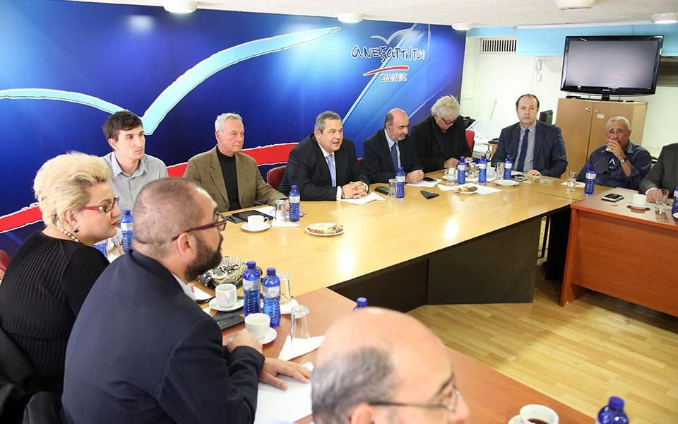 Παρόντες και απόντες στη συνεδρίαση της ΚΟ των ΑΝΕΛ  1e15f11d871