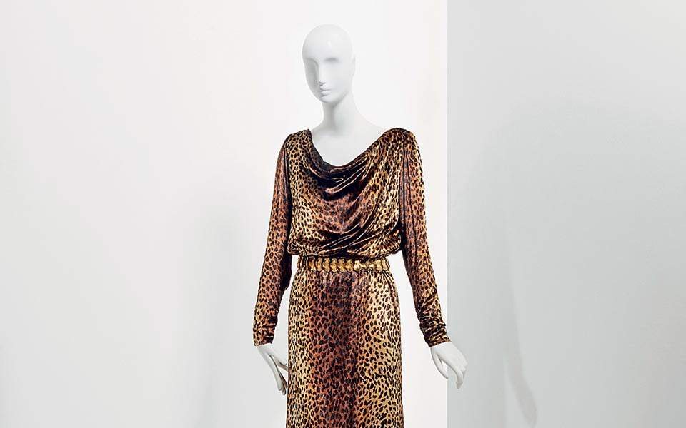 lot-114---a-leopard-silk-velvet-long-dress-fall-winter-1992-1993-1000-1500-2