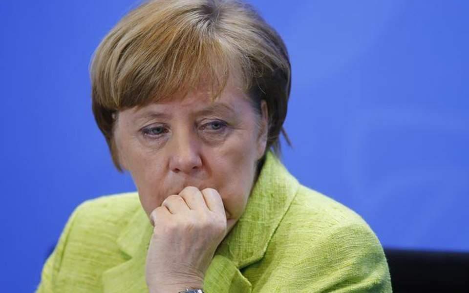 2755204bd3 FAZ  Και η Μέρκελ θύμα επίθεσης χάκερ στη Γερμανία
