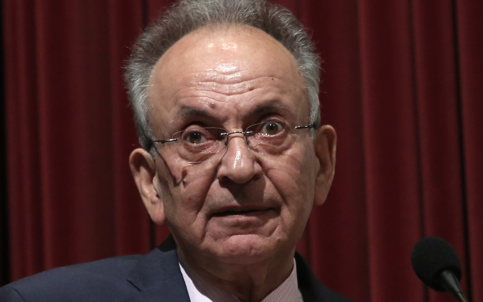 Εφυγε από τη ζωή ο Δημήτρης Σιούφας - Τη Δευτέρα η κηδεία