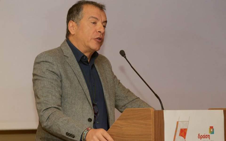 Σταύρος Θεοδωράκης: Στόχος η κατάργηση του κομματικού κράτους