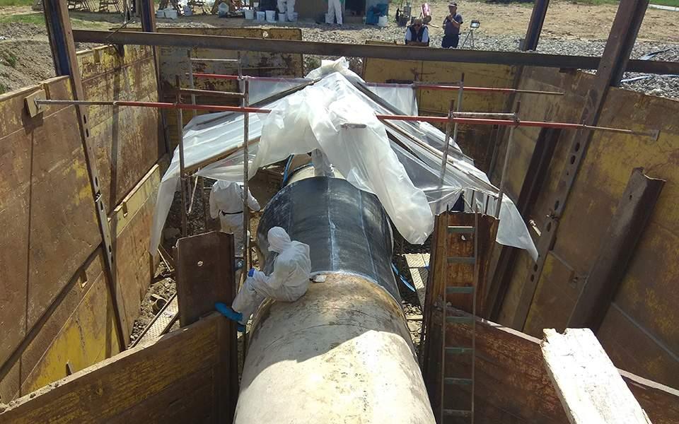 d00492b65a66 Το πόρισμα του ΤΕΕ για τη μεγάλη βλάβη στον αγωγό της Αραβησσού ...