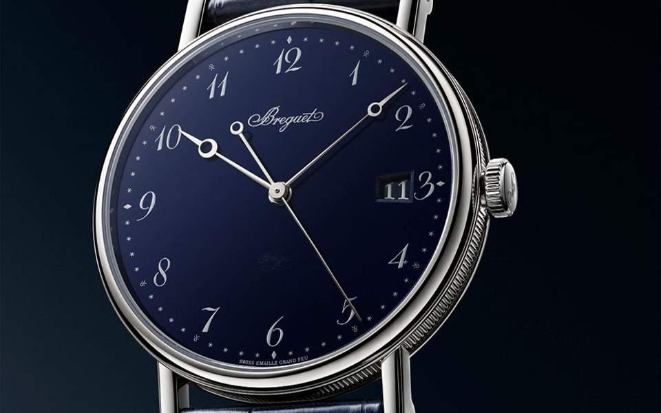 breguet-classique-5177-blue-enamel-dial