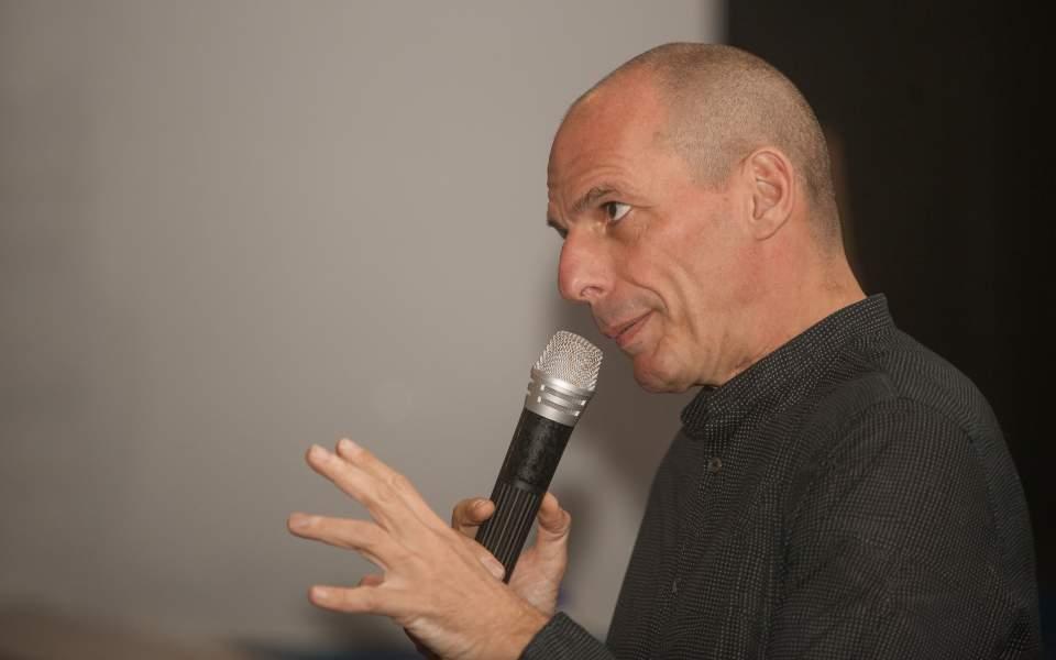 Βαρουφάκης: Να ιδρυθεί ταμείο για την καταπολέμηση της φτώχειας από τα κέρδη της ΕΚΤ