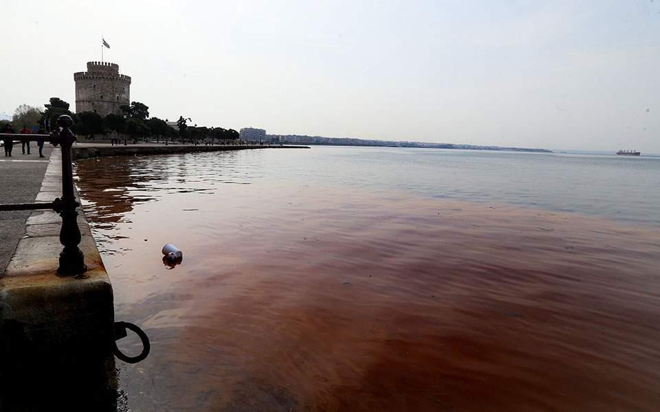 4b7359618797 Το φαινόμενο της ερυθράς παλίρροιας «χτύπησε» και πάλι τη ...