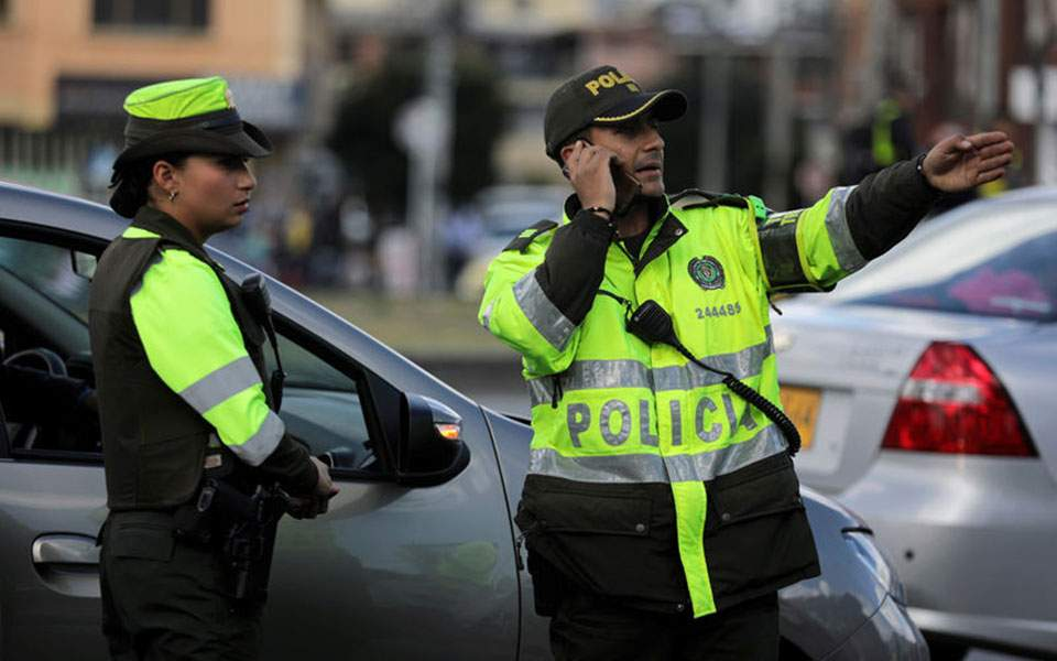 colombia-police