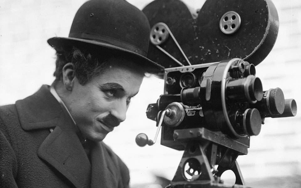 Τσάπλιν - ο βουβός κινηματογράφος κραύγασε