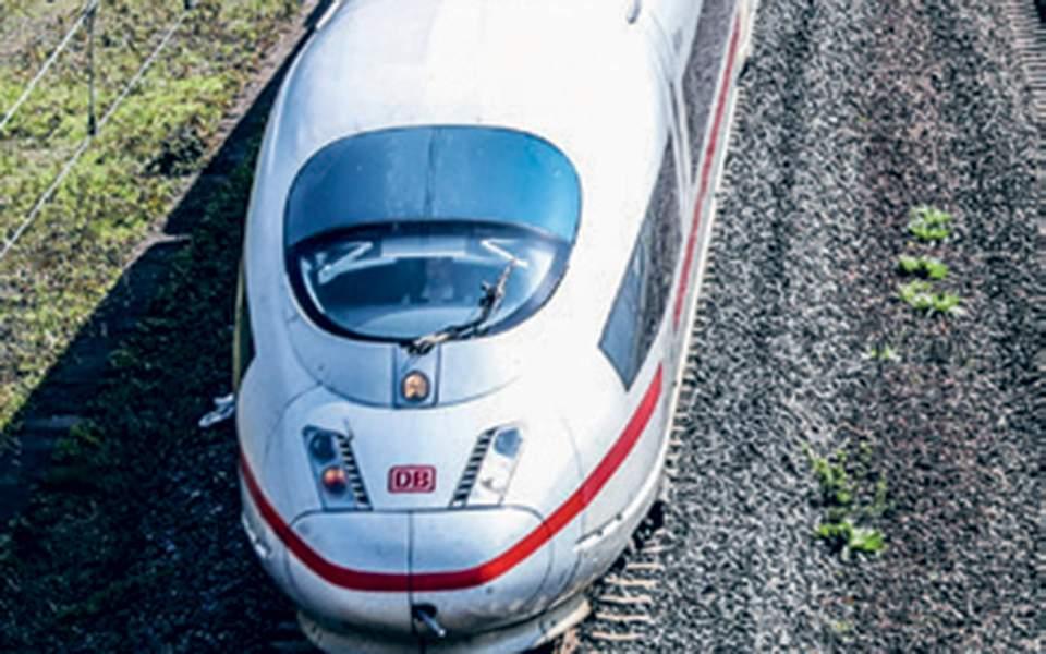 Σιδηροδρομικά Νέα: Γερμανία: Οι υποδομές, θυσία στη