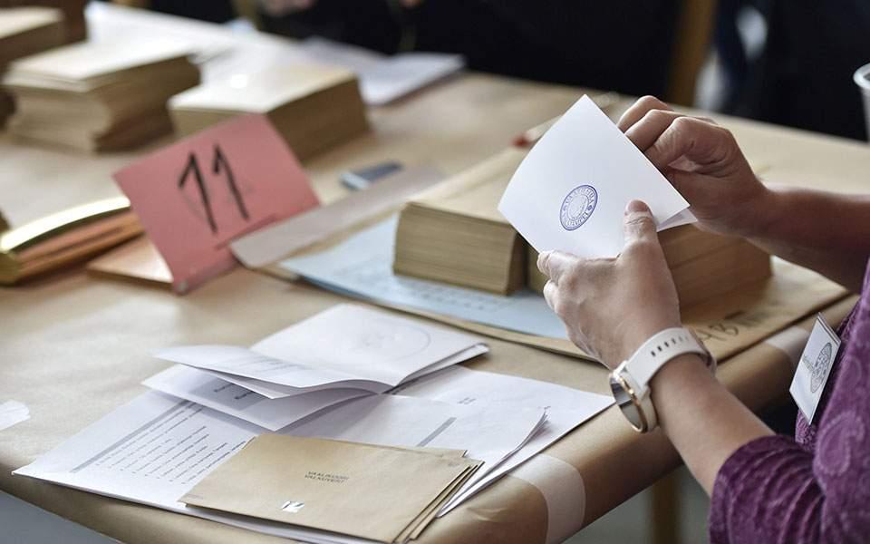 1f3ede94c956 Ε.Ε.  Ρεκόρ συμμετοχής στις ευρωεκλογές τα τελευταία 20 χρόνια ...