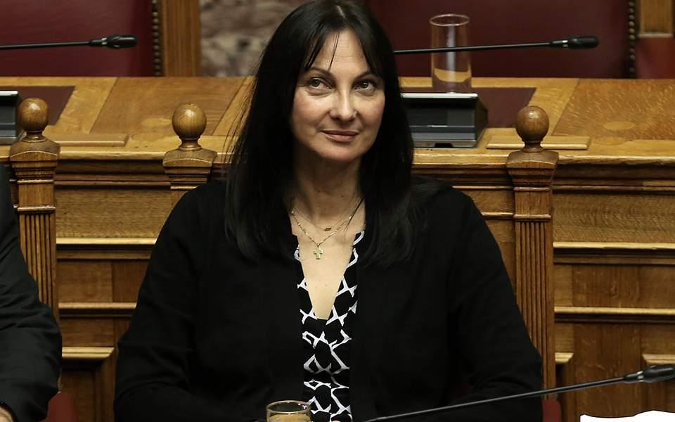 5ac4e01db1 Παραιτήθηκε από υπουργός Τουρισμού η Έλενα Κουντουρά. ×. koyntoyra
