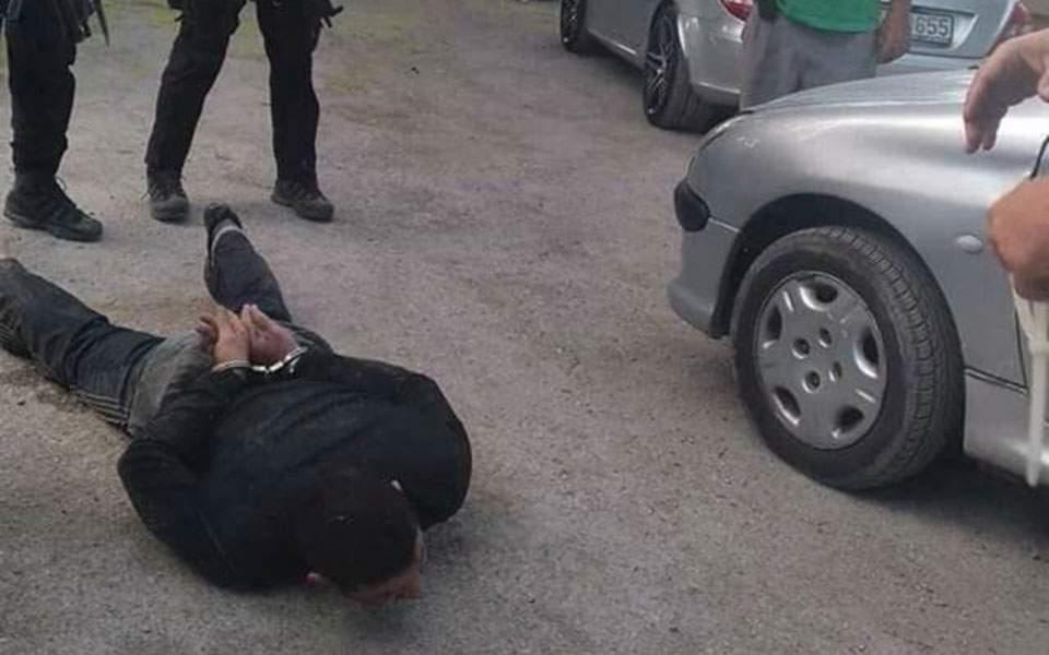 f2ed4b4c8b Ο δραπέτης που συνελήφθη την περασμένη Δευτέρα (φωτ.) βρισκόταν στο  ψυχιατρείο των φυλακών Κορυδαλλού τον περασμένο Μάρτιο