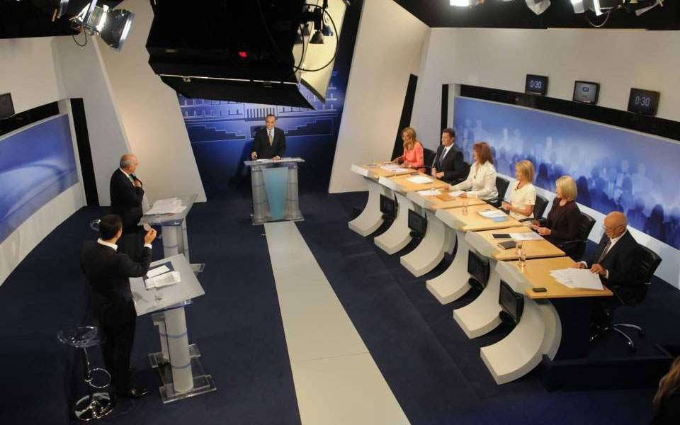 Δεν θα γίνει ντιμπέιτ των πολιτικών αρχηγών για τις εθνικές εκλογές