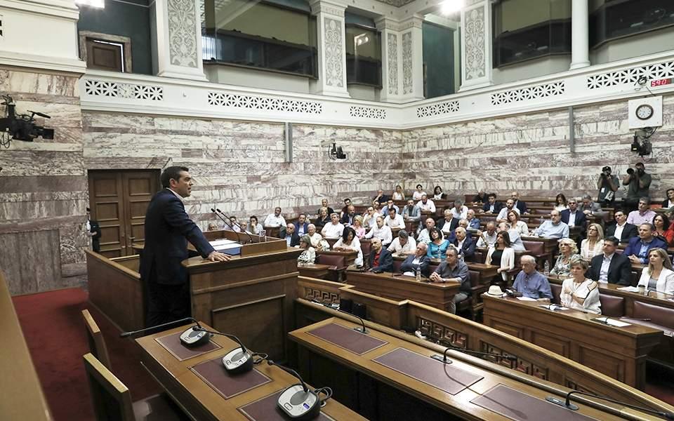 Συνεδρίαση σε ηλεκτρισμένη ατμόσφαιρα στον ΣΥΡΙΖΑ