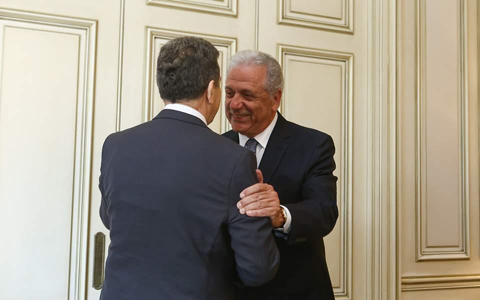 Αβραμόπουλος: Η Ελλάδα είναι σημαντικός παράγοντας σταθερότητας στην ευρύτερη περιοχή