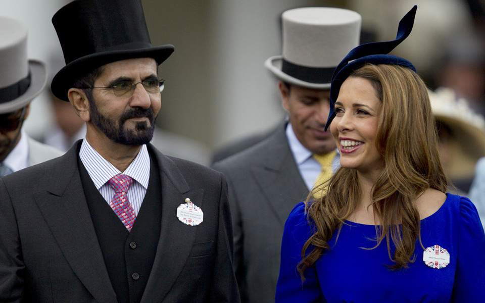 Princess Hague and Sheikh of Dubai: Fighting for the Highest