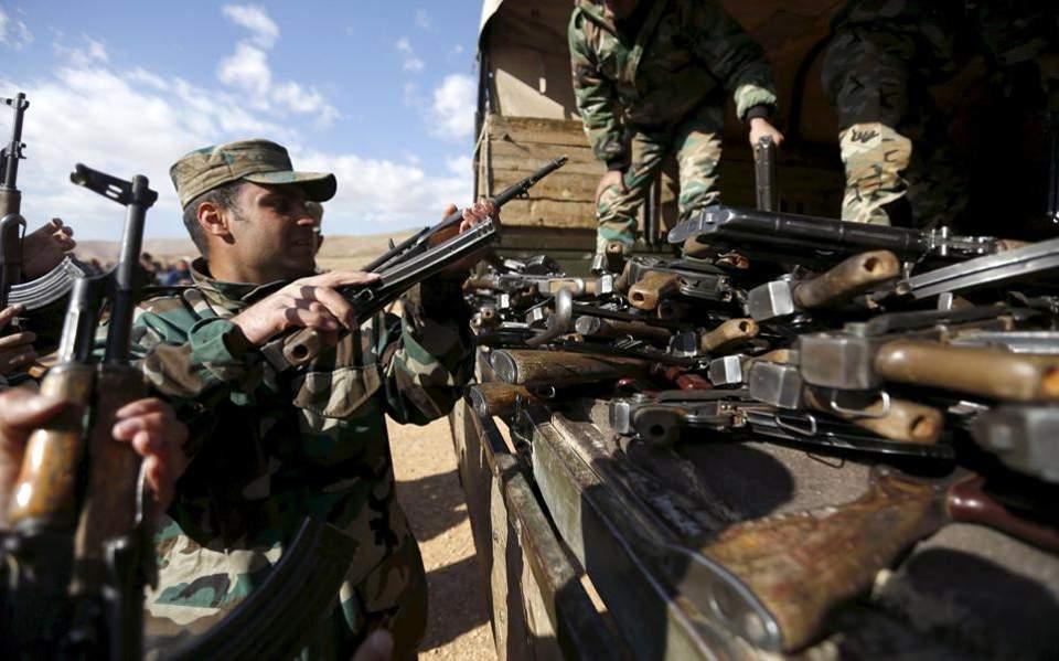 Συρία: 59 νεκροί στις συνεχιζόμενες εχθροπραξίες