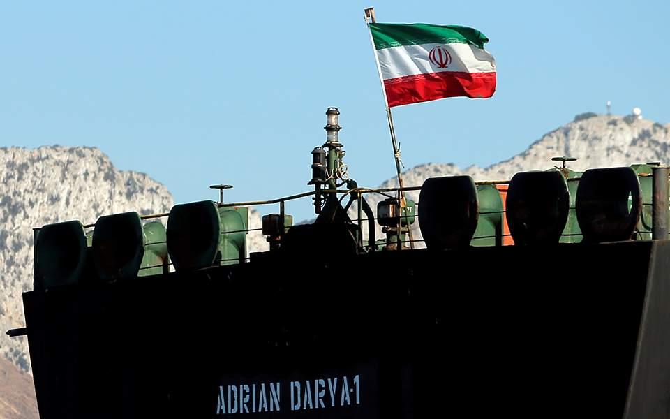 Προς Καλαμάτα αναχώρησε τo ιρανικό δεξαμενόπλοιο