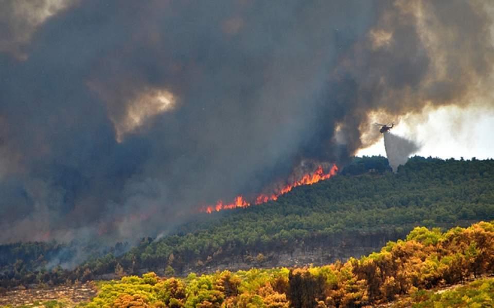 Τι πραγματικά συμβαίνει με τις φωτιές