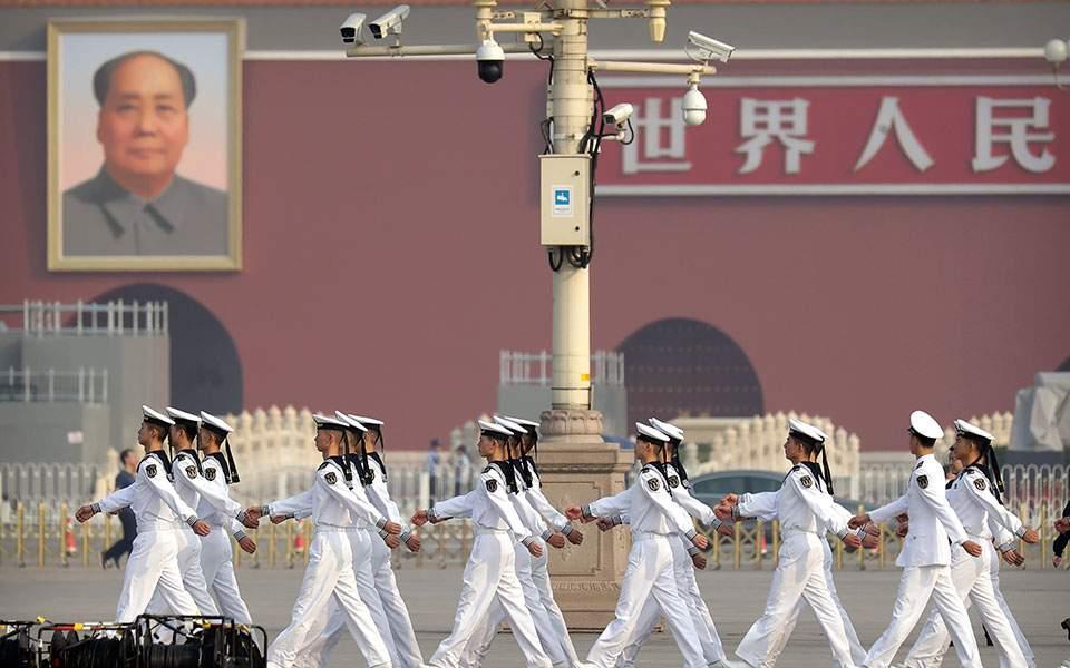 Κίνα: 70ή επέτειος της Λαϊκής Δημοκρατίας με τη μεγαλύτερη παρέλαση στην ιστορία της χώρας