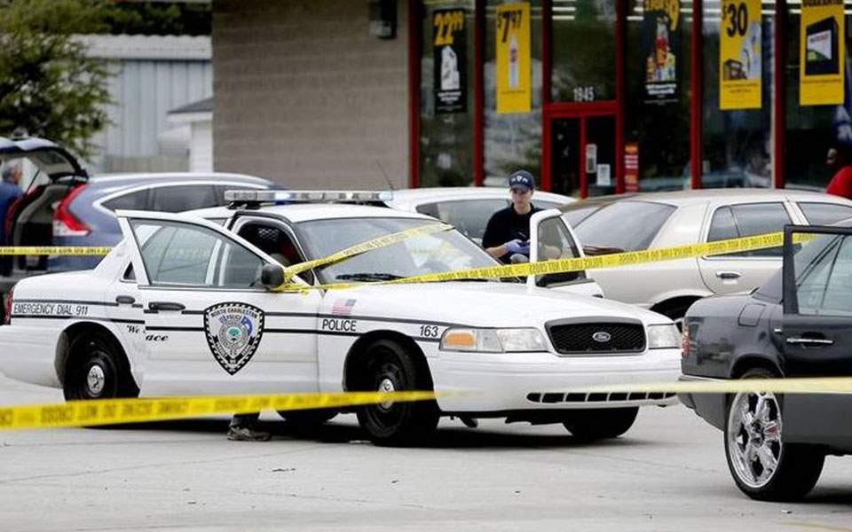 Δύο νεκροί, εννέα τραυματίες από πυροβολισμούς σε μπαρ στη Νότια Καρολίνα