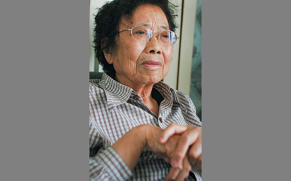 Νιε Γουαντζί, η αγαπημένη ερυθροφρουρός του Μάο