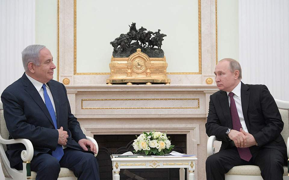 putin-netanyahu-russia