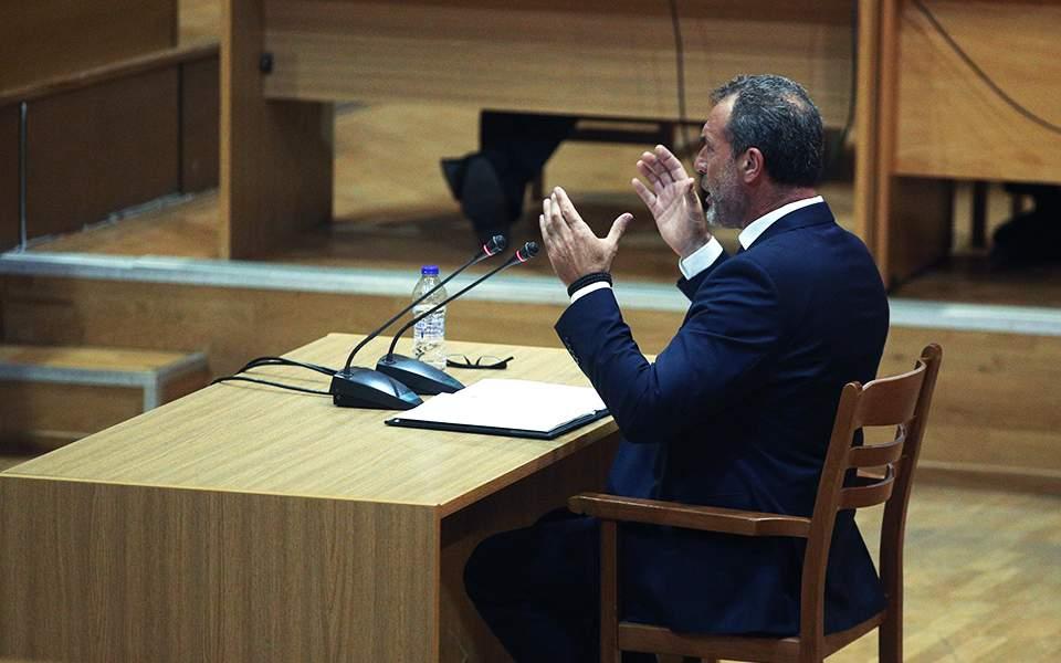 Δίκη Χρυσής Αυγής: Ο Μίχος άδειασε τοπική Νίκαιας και διέψευσε Ζαρούλια