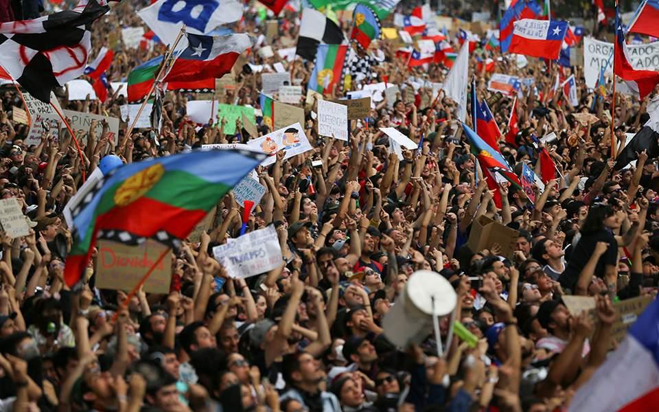 Αποτέλεσμα εικόνας για Ο πρόεδρος Σεμπαστιάν Πινιέρα