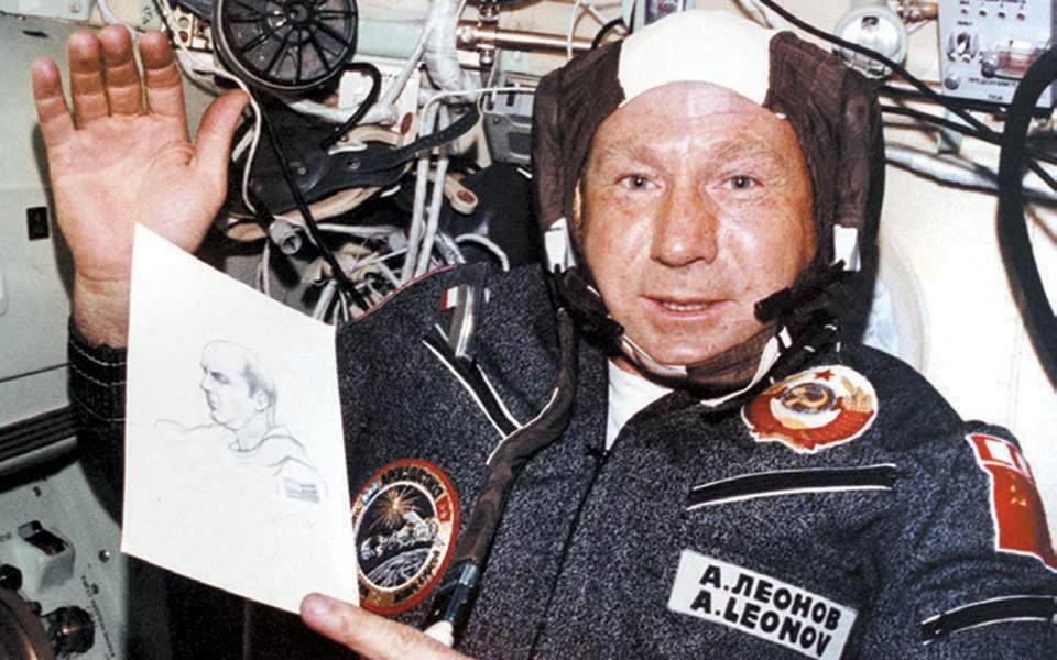 Αλεξέι Λεόνοφ, ο καλλιτέχνης του Διαστήματος