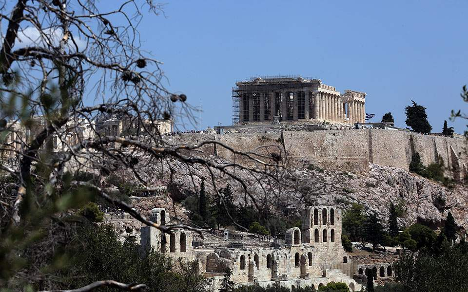 kairos-hliofaneia-a8hna-akropolh