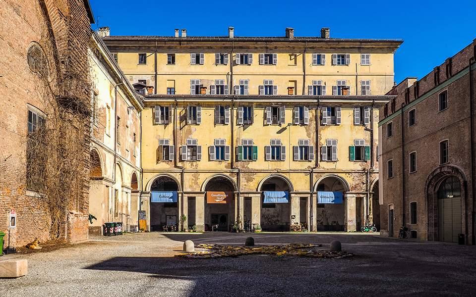 Turin's Cavallerizza Reale