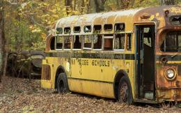 the-old-school-bus-linda-d-lester