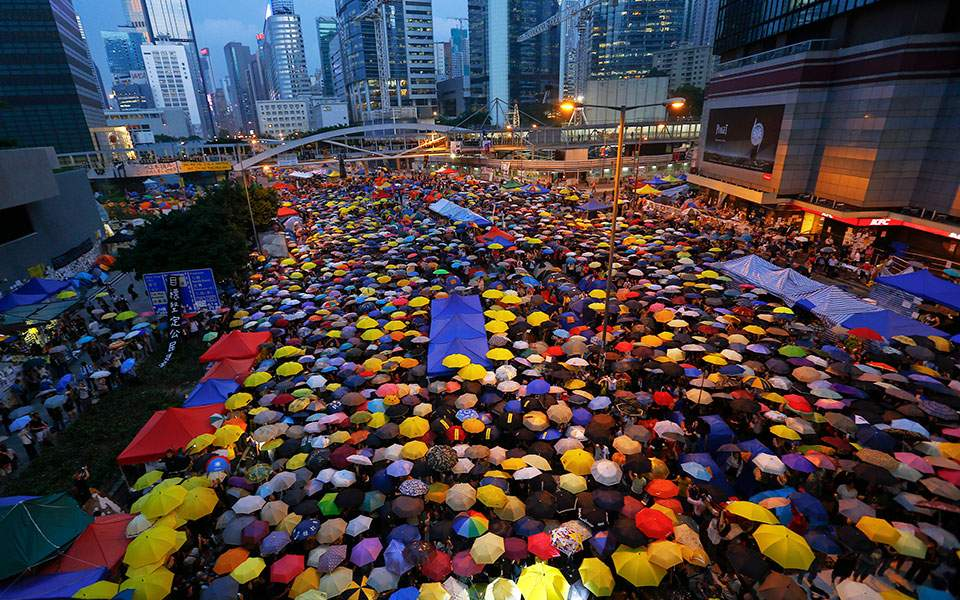 umbrella_revolution_one_month