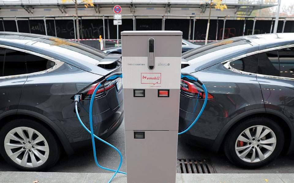 Το «κλειδί» για φθηνότερα ηλεκτρικά αυτοκίνητα   Κόσμος   Η ΚΑΘΗΜΕΡΙΝΗ