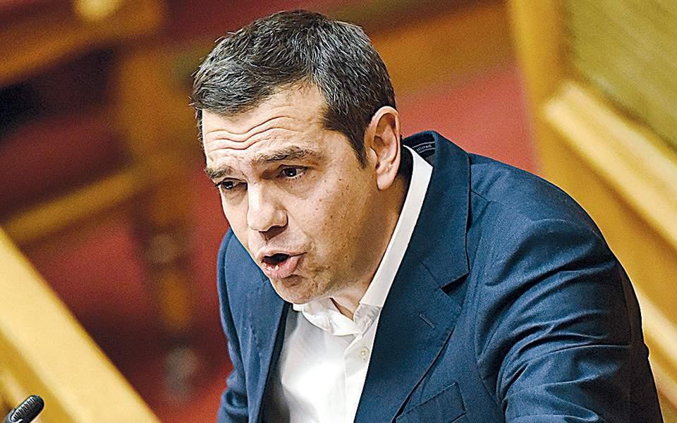 Αλ. Τσίπρας: «Ακροβατισμοί με κόστος για τη χώρα»