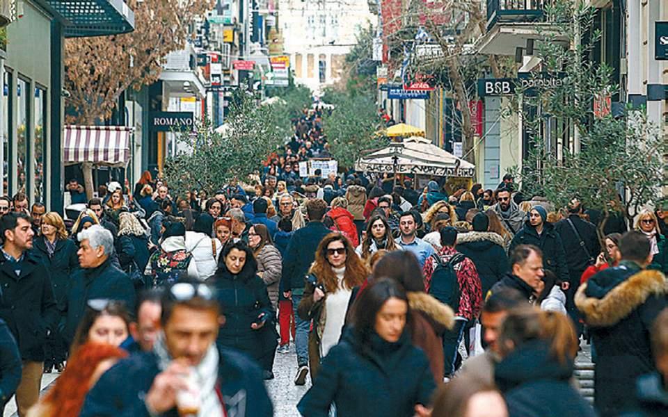 Κινέζοι, Αμερικανοί και Ισραηλινοί οι καλύτεροι πελάτες για αγορές tax free