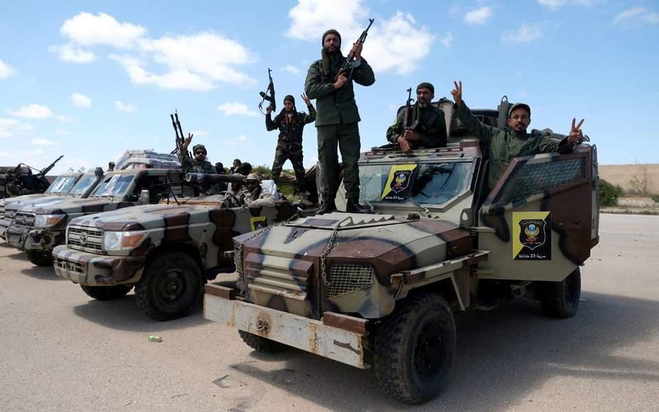 Λιβύη: Υπό τον έλεγχο του Χάφταρ η Σύρτη - Σφοδρές μάχες στα ...
