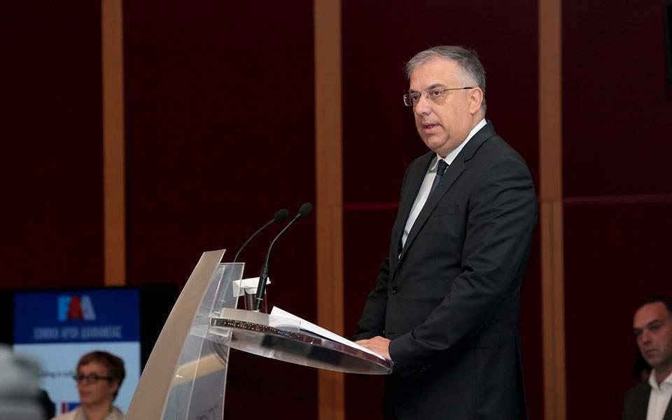 Τ. Θεοδωρικάκος: Η Ελλάδα δεν θα ακολουθήσει τον Ερντογάν στο «παραλήρημά» του