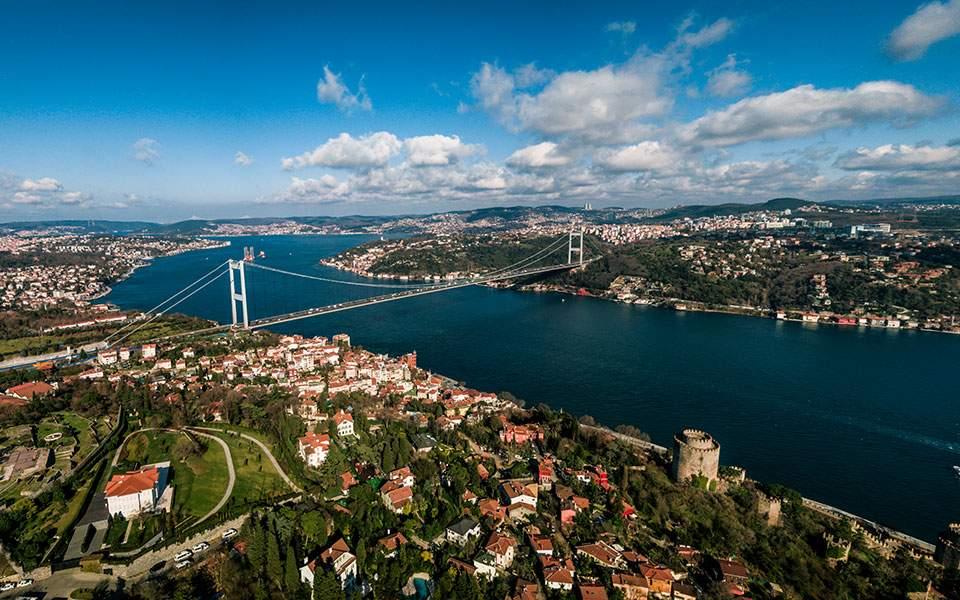 turkey-bosporus