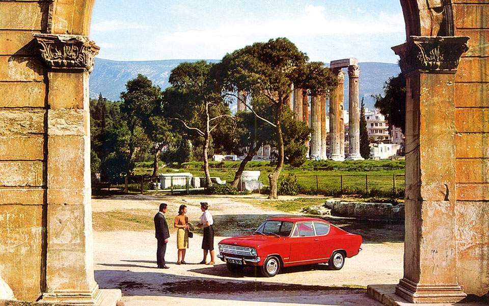 athens-adrian-arc-opel-kadett-coupe-1967