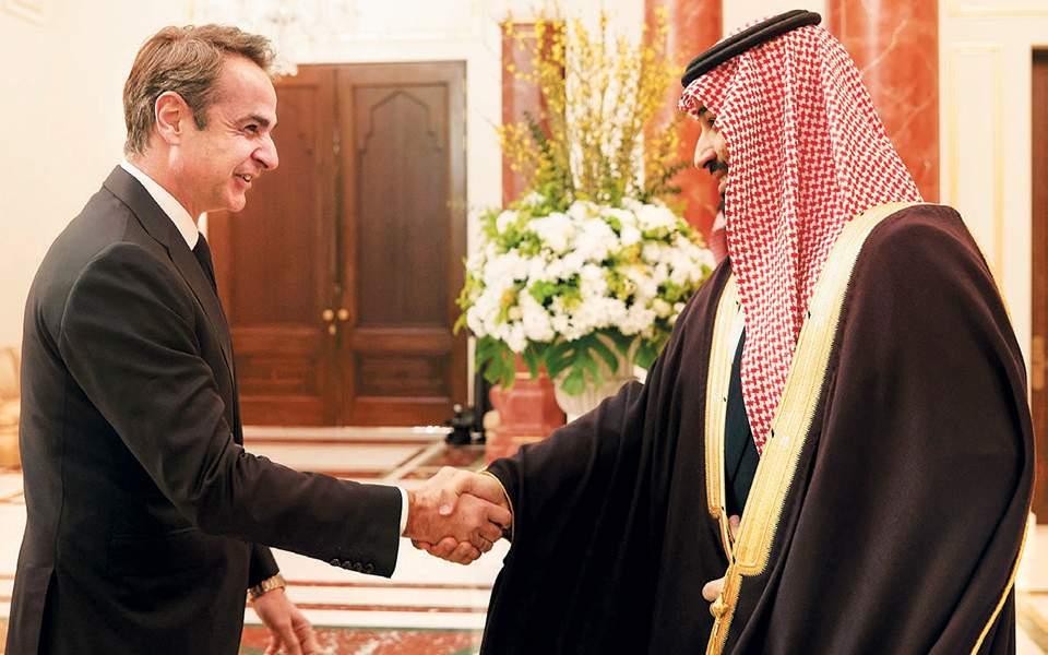 Επίσκεψη Κυρ. Μητσοτάκη στα Ηνωμένα Αραβικά Εμιράτα: Πρόσκληση για επενδύσεις