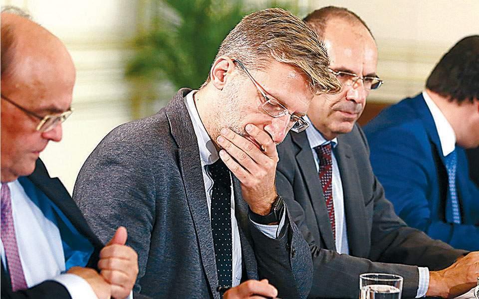 Ακης Σκέρτσος στην «Κ»: Το τεστ αντοχής που κρίνει το μέλλον των υπουργών