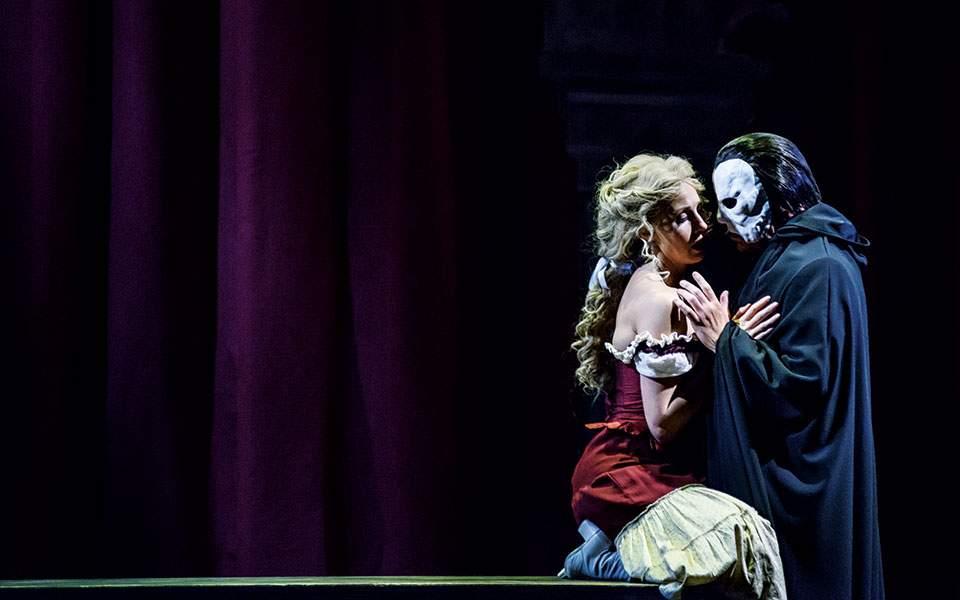 Image result for το φάντασμα της όπερας