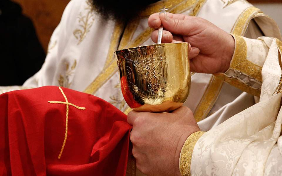 Τα μέτρα που λαμβάνει η Διαρκής Ιερά Σύνοδος για την αντιμετώπιση του  κορωνοϊού | Ελλάδα | Η ΚΑΘΗΜΕΡΙΝΗ