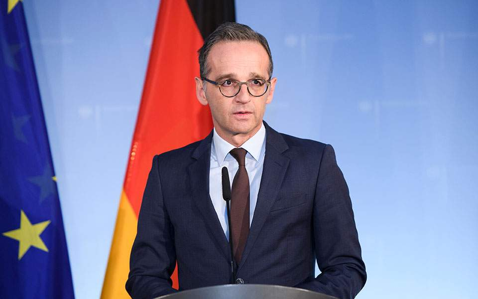 maas-heiko-germany-foreign-minister