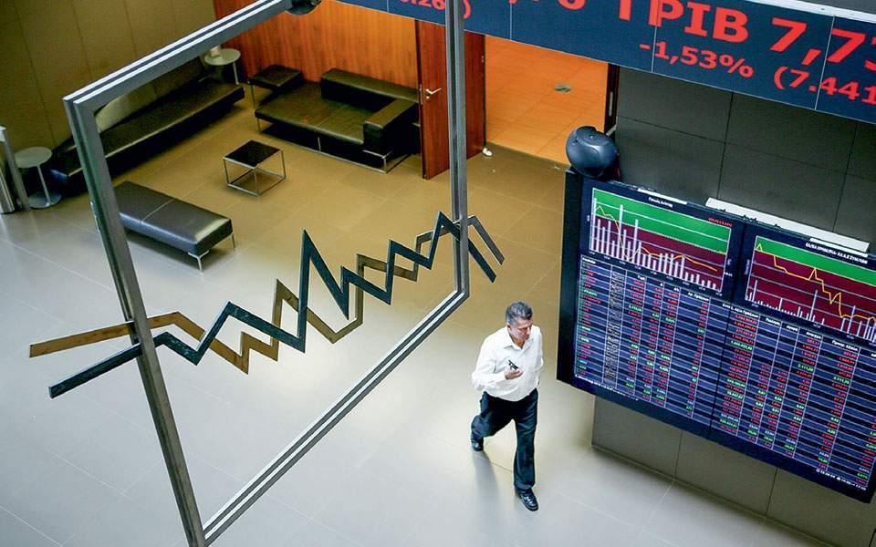 Στο 23% οι συνολικές απώλειες του Χρηματιστηρίου τον Μάρτιο