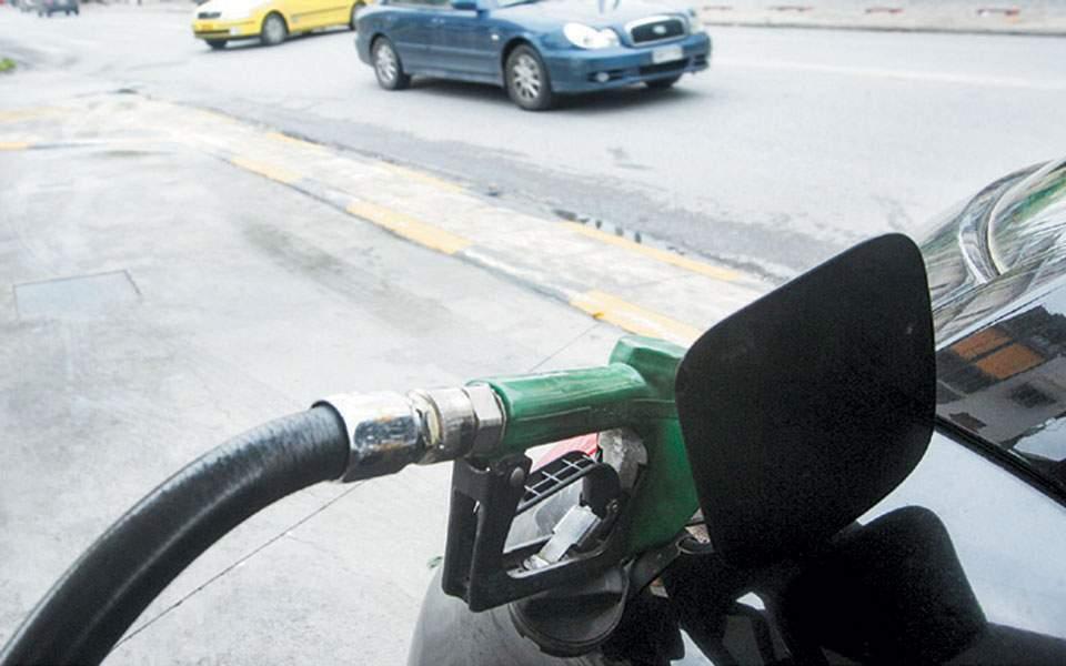 «Βουτιά» 57% της ζήτησης για βενζίνη την τελευταία εβδομάδα του Μαρτίου