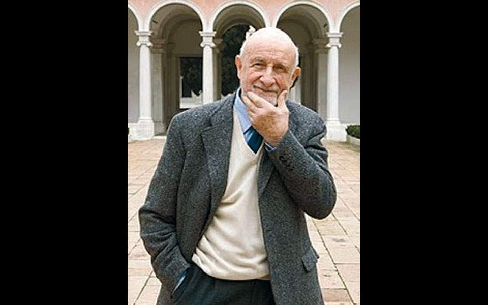 «Αντίο» στον αρχιτέκτονα-φιλόσοφο Βιτόριο Γκρεγκότι